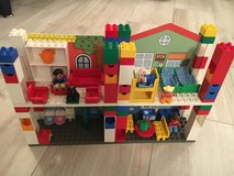 Lego Duplo play house in Ramstein, Germany