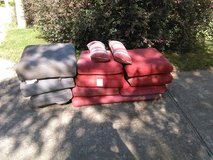 Patio set cushions in Norfolk, Virginia