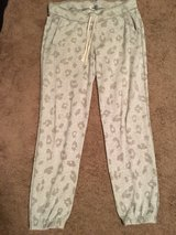 Old Navy Leopard Sweat Pants [M] in Beaufort, South Carolina