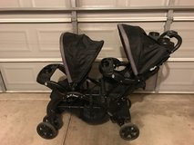 Baby Trend Sit N Stand Double Stroller in Bolingbrook, Illinois