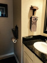 Southern Living Magazine Bathroom Hardware Set in The Woodlands, Texas