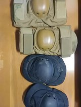 Elbow pads in Camp Pendleton, California