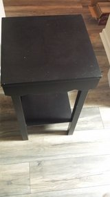 Black Side Table in Westmont, Illinois