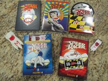 Speed Racer DVD collection Season's 1-5 LIMITED COLLECTOR's EDITIONS w/ bonuses in Kingwood, Texas
