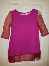 Ladies fushia blouse in Kingwood, Texas