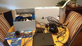 Ps4 2 controllers all cords $200 in Philadelphia, Pennsylvania