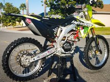 2016 RMZ 450 BRAND NEW BIKE NEED TO SELL ASAP MAKE OFFER in Oceanside, California