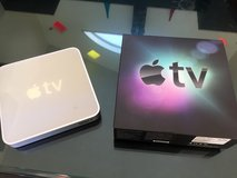 Apple TV with KODI (XBMC) installed, 160GB.  Includes orig box and manual in Okinawa, Japan