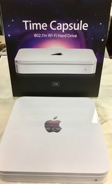 Apple Time Capsule (2TB) Airport Extreme 4th generation in Okinawa, Japan
