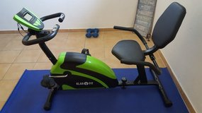 Klarfit Life Fitness Exercise Bike in Ramstein, Germany