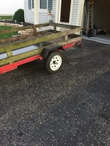 Heavy duty trailer 4 x 8 in St. Charles, Illinois