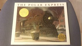 Like New!  The Polar Express Hardcover in Lockport, Illinois