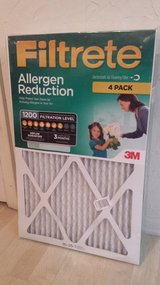 Filtrete Filters 16x25x1 1200 Filtration Lvl (7 available) in Naperville, Illinois