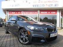 '15 BMW 2 Series M235i Automatic in Spangdahlem, Germany