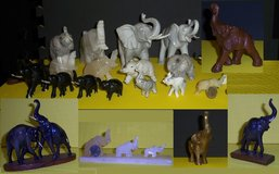 Vintage Elephant Collection in Bolingbrook, Illinois