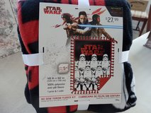 Star Wars - No Sew Fleece Throw Kit in Naperville, Illinois