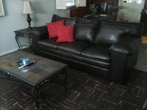 Couch love seat with coffe table and end tables. Good condition. in Beaufort, South Carolina