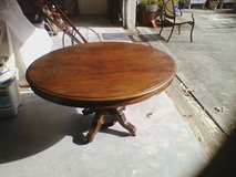 Antique dining table in Kingwood, Texas