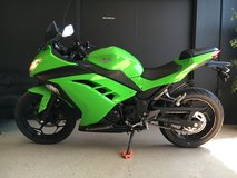 2014 KAWASAKI EX300AESA NINJA 300 SPECIAL EDITION 2-Cyl, Unleaded Gas, 300cc in Fort Campbell, Kentucky