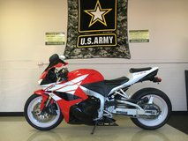 2012 HONDA CBR600RR 4-Cyl, Unleaded Gas, 599cc in Fort Campbell, Kentucky
