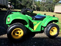 John Deere - Sit N Scoot Buck with Lights and Sounds Toddlers 4 wheeler in Beaufort, South Carolina