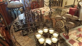 Candle holders Etc $25 all or $5 each set or single in Hinesville, Georgia