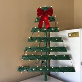 Pallet Christmas Tree for Yard in Warner Robins, Georgia