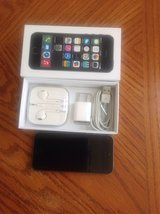 Apple iPhone 5S factory unlocked 16GB Black in St. Charles, Illinois