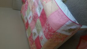 Girls bedding cover and pillow case/ move out sale name your price in Vacaville, California
