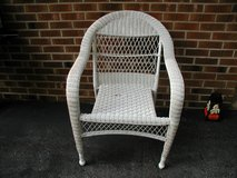 Wicker Chair in Cherry Point, North Carolina