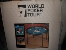 48 inch round world poker table in Bolingbrook, Illinois