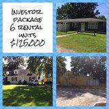 Investor Package with 6 rental units- MUST SELL! in Conroe, Texas