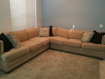 L-shaped couch in Temecula, California