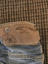Toddler Girl Silver Brand Jeans (2T) in Dover, Tennessee