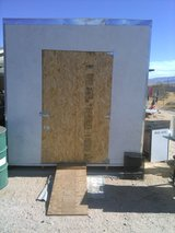 NEW SHED in 29 Palms, California