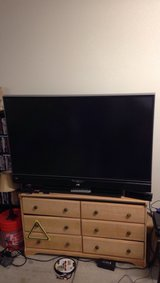 "61"" JVC HDTV 1080p with TV Stand in Vandenberg AFB, California"