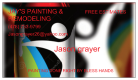 JAYS PAINTING AND REMODELING in Byron, Georgia