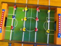 Tabletop Foosball Game in Naperville, Illinois