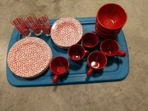 Ceramic Dishes Service for 4 in Wilmington, North Carolina