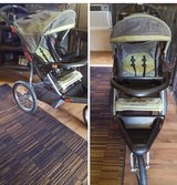 Jogging stroller great condition in DeRidder, Louisiana