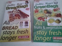 Debbie Meyer Stay Fresh Bread/Fruit & Veggie Bags ( price each) in Eglin AFB, Florida