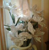 "27 1/2"" H  - 33"" H  White Flowers (price each) in Eglin AFB, Florida"