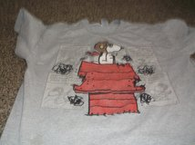 snoopy ace flyer t-shirt xl in Alamogordo, New Mexico