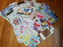 Huge lot of scrapbooking stickers and embellishments in Naperville, Illinois