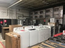 Closeout Scratch/Dent Appliances - Priced Below Cost in Nashville, Tennessee