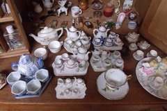 Minature Tea Sets in Alamogordo, New Mexico