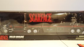 Scarface Trailer Truck Toy in Fort Bliss, Texas