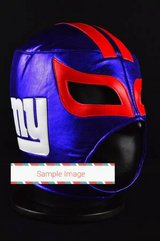 NY Giants Mask in El Paso, Texas