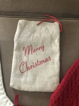 Christmas pouch in Kingwood, Texas