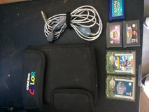 Gameboy case, Link Cord & Games in Nellis AFB, Nevada